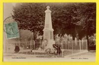 cpa 45 - CHAMBON la FORÊT (Loiret) Le MONUMENT aux MORTS Guerre 1914-1918