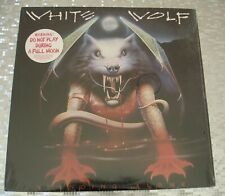 """White Wolf – """"Standing Alone"""" Sealed Lp Rca Victor – Nfl1-8042"""