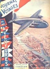 REVUE JOURNAL DES VOYAGES N°38. 1946.