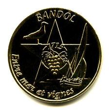 13 AUBAGNE Bandol, Entre mer et vignes, 2015, Monnaie de Paris