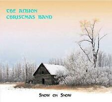 THE ALBION CHRISTMAS BAND - SNOW ON SNOW (NEW SEALED) CD Winter Folk