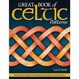 Great Book of Celtic Patterns Book