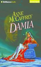 DAMIA unabridged audio book on CD by ANNE McCAFFREY - Brand New! 10 CDs 12 Hours