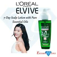 Elvive Phytoclear Intensive Anti-Dandruff Scalp Lotion With Pure Oils 100g