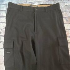 "Banana Republic Wool Black ""Dawson"" Pants, 34x32"