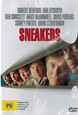 SNEAKERS, Renegade Hackers, Robert Redford, Dan Aykroyd, River Phoenix, NEW !!!!
