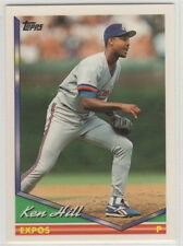 1994 Topps Baseball Montreal Expos Team Set