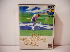 Top Player's Golf SNK Neo Geo AES Jap