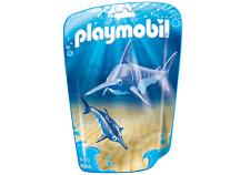playmobil N° 9068 * Schwertfisch & Baby * viele Zootiere PLAYMOBIL ZOO schwimmt