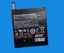 Genuine Battery AP14E8K For Acer Iconia One 7 B1-750 KT.0010G.007 3.8V 3520mAh
