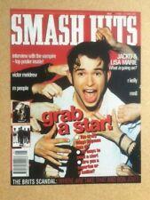 "STEPHEN GATELY / BOYZONE Original ""Smash Hits Feb 1995"" Magazine Article ONLY"