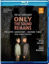Saariaho: Only The Sound Remains - Dutch National Opera Philippe J (NEW BLU-RAY)