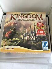Kingdom Builder Board Game - Queen Games - 2012 - Complete