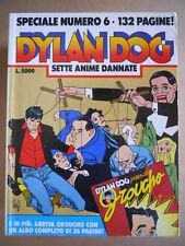 DYLAN DOG Speciale n°6 con albetto allegato Edizione Bonelli    [G363]