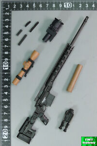 1:6 Scale ES 26042R Army Special Forces Sniper Tropic Ver - XM2010 Sniper Rifle