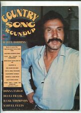 Country Song Roundup  Feb. 1975 Marty Robbins Donna Fargo Diana Trask  MBX86