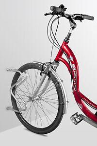 FAHRRADSTÄNDER für ein Fahrrad MONTANNA II, Einzelparker, Bike, Wandparker