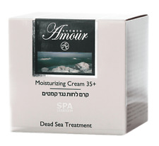 Dead Sea Mineral  Enriched Moisturizing Cream 35+ (Anti-Aging) - 50 ml - Israel