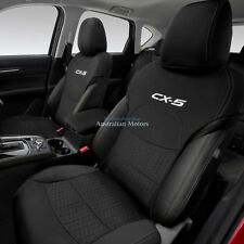 Genuine Mazda Set of 2 KF Cx-5 Front Seat Covers Neoprene Cx5 KF11ACSCF