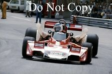 Carlos Reutemann Martini Brabham BT45 Monaco Grand Prix 1976 Photograph 2