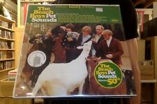 The Beach Boys Pet Sounds LP sealed vinyl reissue 50th anniversary stereo