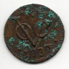 1 Duit VOC 1737 Niederlande