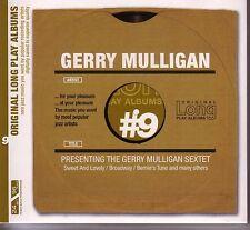 Gerry Mulligan-Presenting The Gerry Mulligan Sextet CD