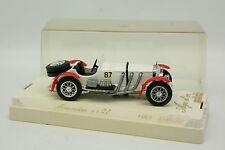 Solido 1/43 - Mercedes SSKL N°87
