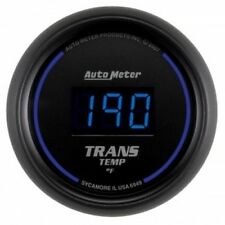 "Auto Meter 6949 2-1/16"" Cobalt Digital Trans Temp Gauge, 0-340 °F"