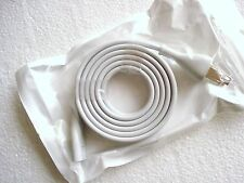 NEW Original OEM APPLE TV 1st 2nd 3rd 4th Gen 2 Prong Extension Power Cord WHITE