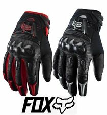 Fox Racing Bomber Motorcycle Gloves - Leather