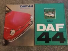 Daf 44 Saloon 1973 & DAF 44 Automatic brochure both Excellent condition