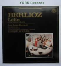 60260 - BERLIOZ - Lelio BARRAULT / MITCHINSON / BOULEZ London SO - Ex LP Record