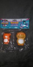 *NEW* Soft'N Slo Squishies Orange Tiger Cutie W/ Tan Duck Costume Series 1