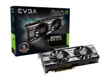 EVGA Geforce GTX 1070Ti 8GB SC Black Graphics Card