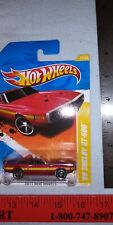 '69 SHELBY GT-500 2011 NEW MODELS SEALED HOT WHEELS DIECAST TOY