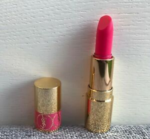 YSL Rouge Volupte Shine Oil-In-Stick miniature Lipstick, #49 Rose Saint Germain