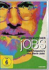 DVD * JOBS - DIE ERFOLGSSTORY VON STEVE JOBS - Ashton Kutcher  # NEU OVP $