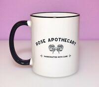 Rose Apothecary Coffee Mug - Alexis Rose Schitts Creek - Schitt's Creek Alexis