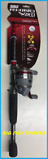 ZEBCO ZR33 SPINCAST 6' TELESCOPING Fishing Combo Rod and Reel NEW! #ZR33605MTEL