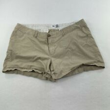 Old Navy Shorts Womens 20 Brown Outdoors Hiking Casual Beach Relax Ladies