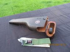 Rare Original Wwii Canadian Inglis Browning Hi Power Stock Holster S.A. Ltd