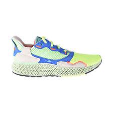 Adidas ZX 4000 4D Men's Shoes Hi-Res Yellow-Linen Green-Easy Mint EF9623