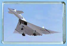 NORTH AMERICAN XB-70A  FRIDGE MAGNET WITH 70MM X 45MM INSERT PHOTO (F434N)