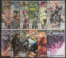 Catwoman New52 #15,16,17,18,19,20,21,22,23,24,25,26 SET 1st Print 9.0 or better