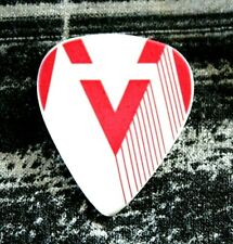 Maroon 5 / Adam Levine Tour Guitar Pick / White/Red 222 Production Company
