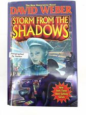 Storm from the Shadows by Weber, David Autographed Signed 2009