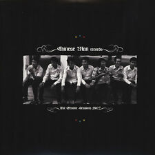 Chinese Man Records - The Groove Sessions Vol (Vinyl 2LP - 2009 - FR - Original)