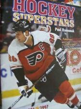 Scholastic Hockey Superstars 96/97 Fleury, Gretzky, +