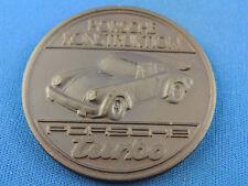 """Porsche Medaille Bronze 1976  """"Porsche Konstruktion Porsche Turbo""""  (B99)"""